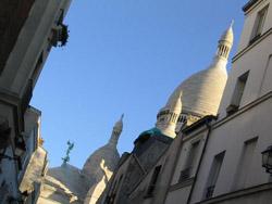 Paris::Sacre Coeur
